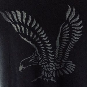 Norma Kamali Black Hawk T-shirt M
